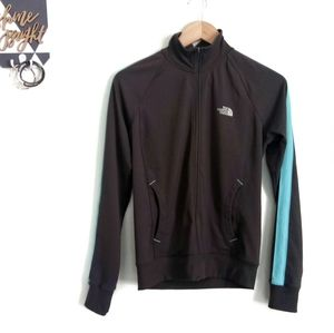 The North Face VaporWick Athletic Full Zip…